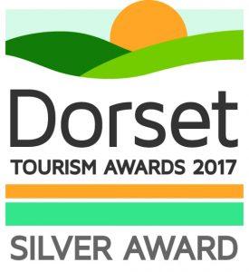 Dorset Tourism Awards Silver Award 2017